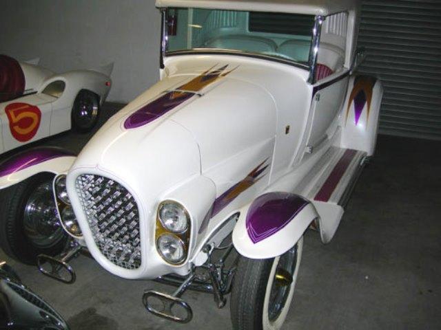 Howdy Ledbetter 1927 Ford Ala Kart II.jpg