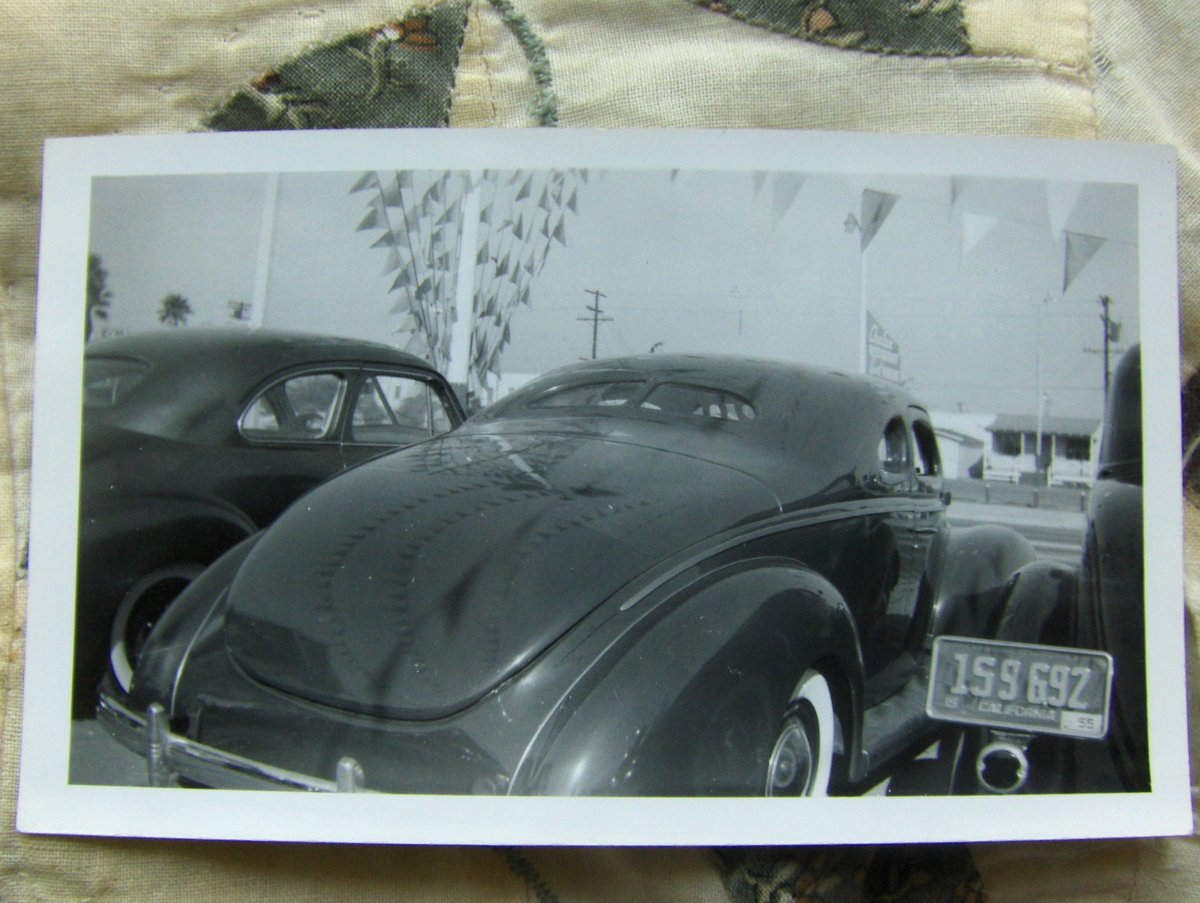 Hot Rods - 1955 LA Used Car lot - all customs & hot rods | The ...
