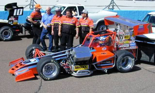 Supermodified Car For Sale In