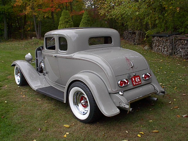 Hot Rods 32 Ford Tail Lights Page 2 The H A M B