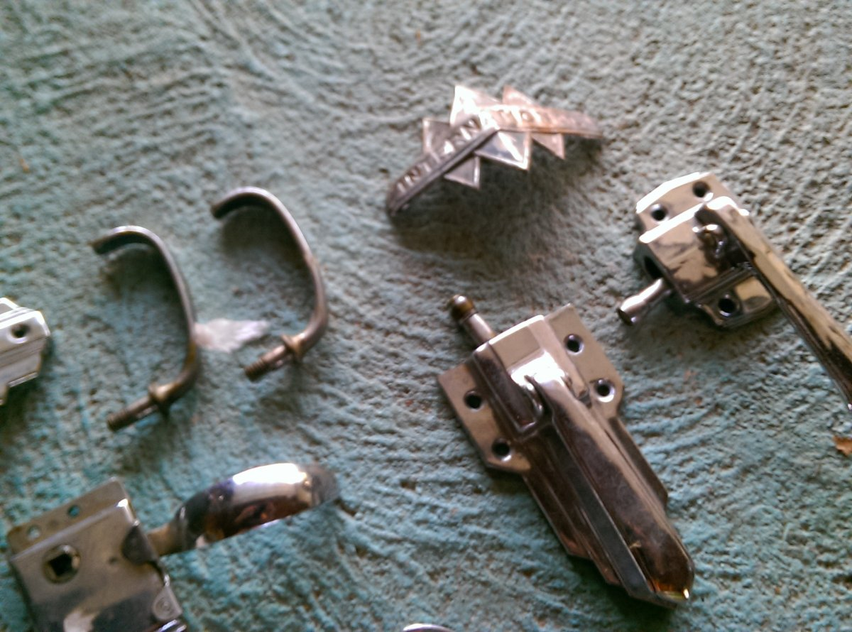 1930 door hood latch hardware international the for 1930 door locks