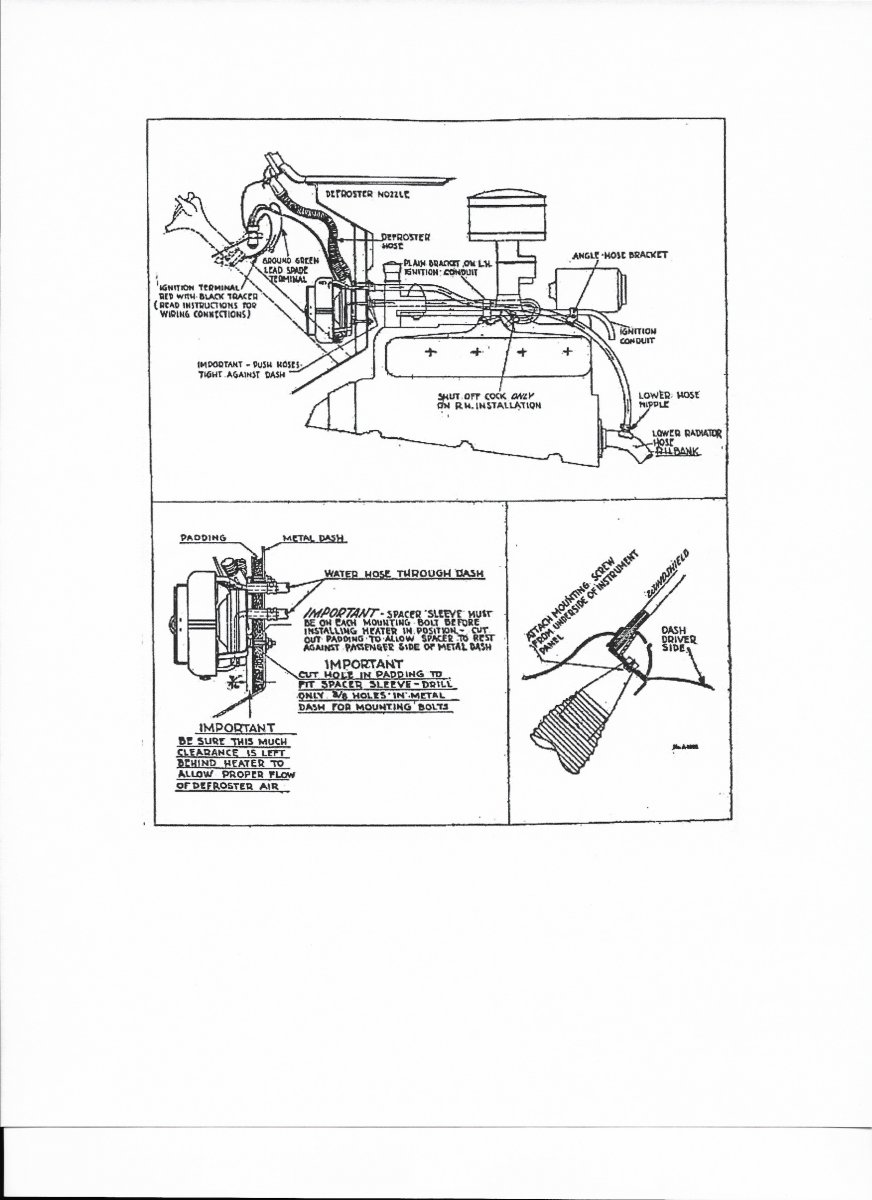 1940 Chevrolet Wiring Diagram