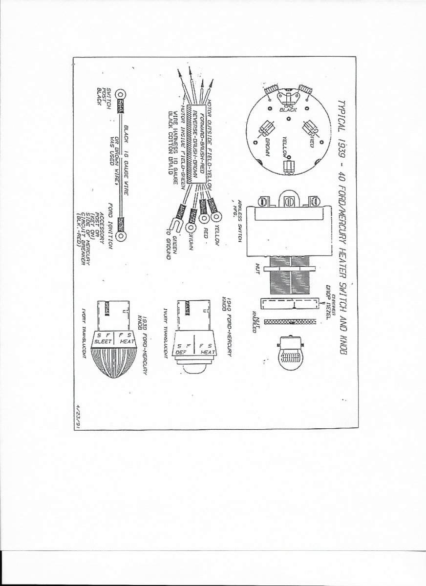 Technical 1940 Deluxe Wiring The Hamb Indy Diagram 87 Image 8