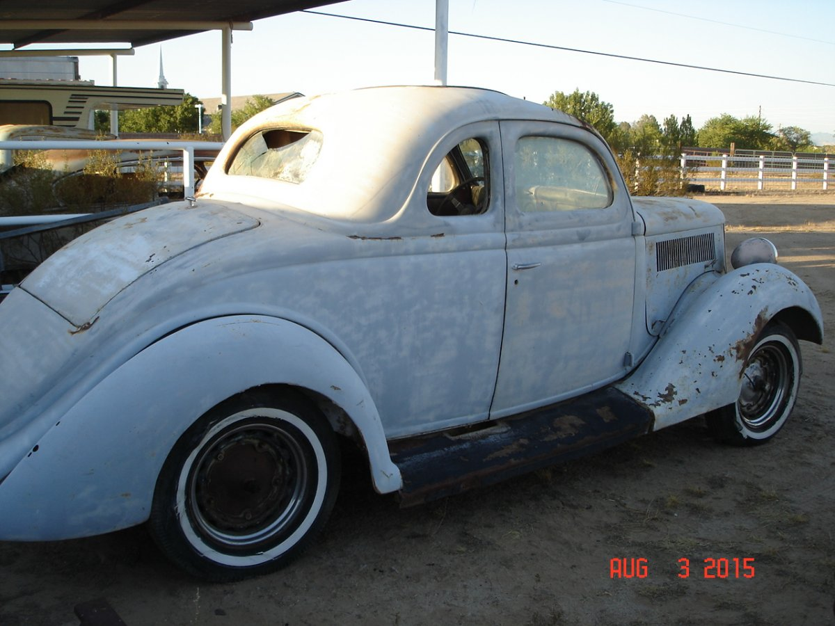 1936 ford 5 window coupe sold the h a m b for 1936 ford 5 window coupe for sale