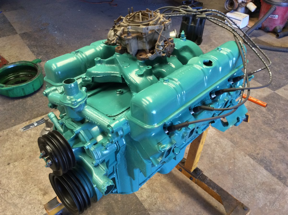 1964 buick nailhead 401 the h a m b for Buick motors for sale