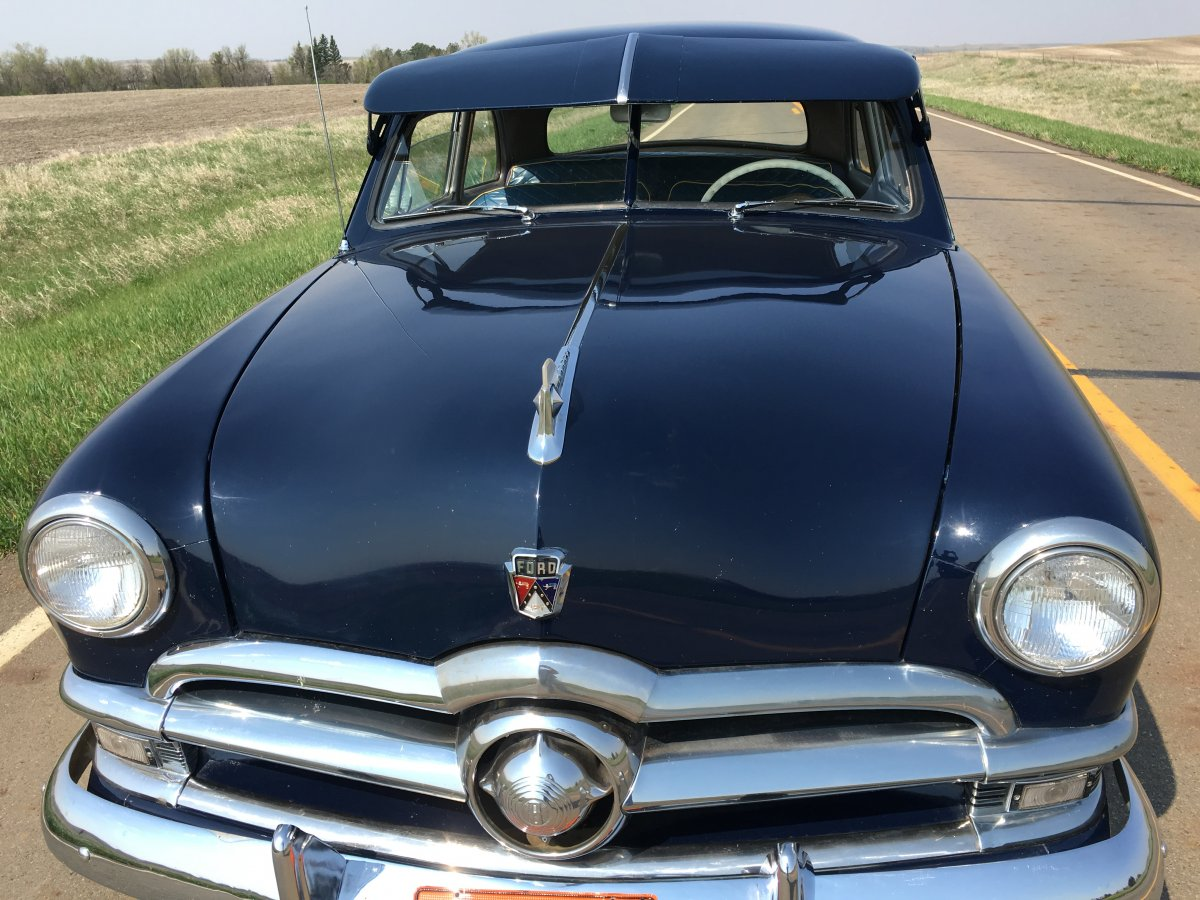 Sold...Sold 1950 Ford Coupe Flathead V8 3 speed ...