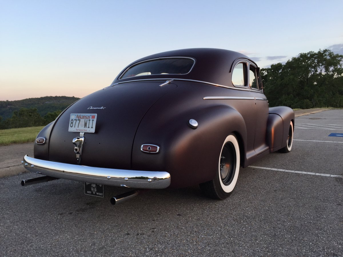 1942 Chevrolet Special Deluxe Coupe | The H A M B