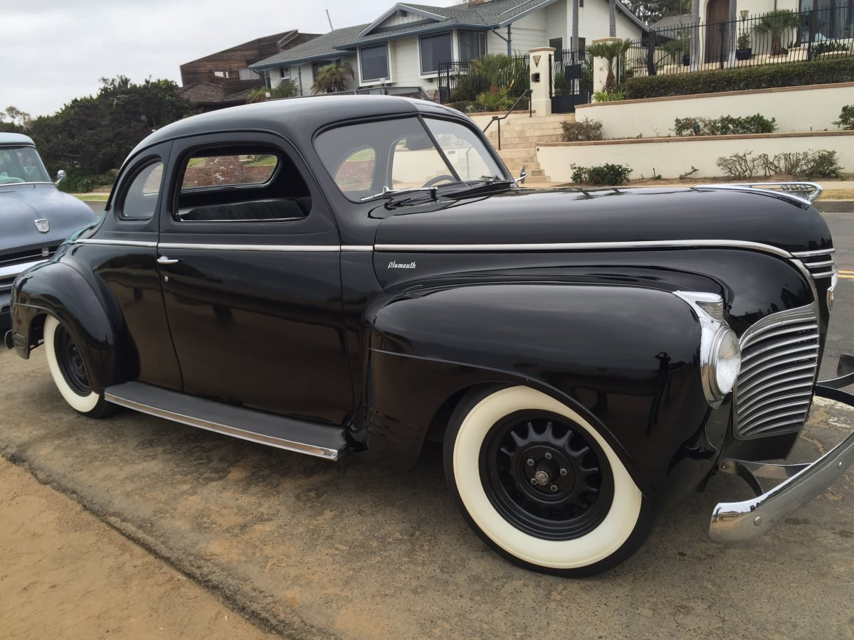 Chrysler digs into ancient files, finds build records for 1941 Plymouth project