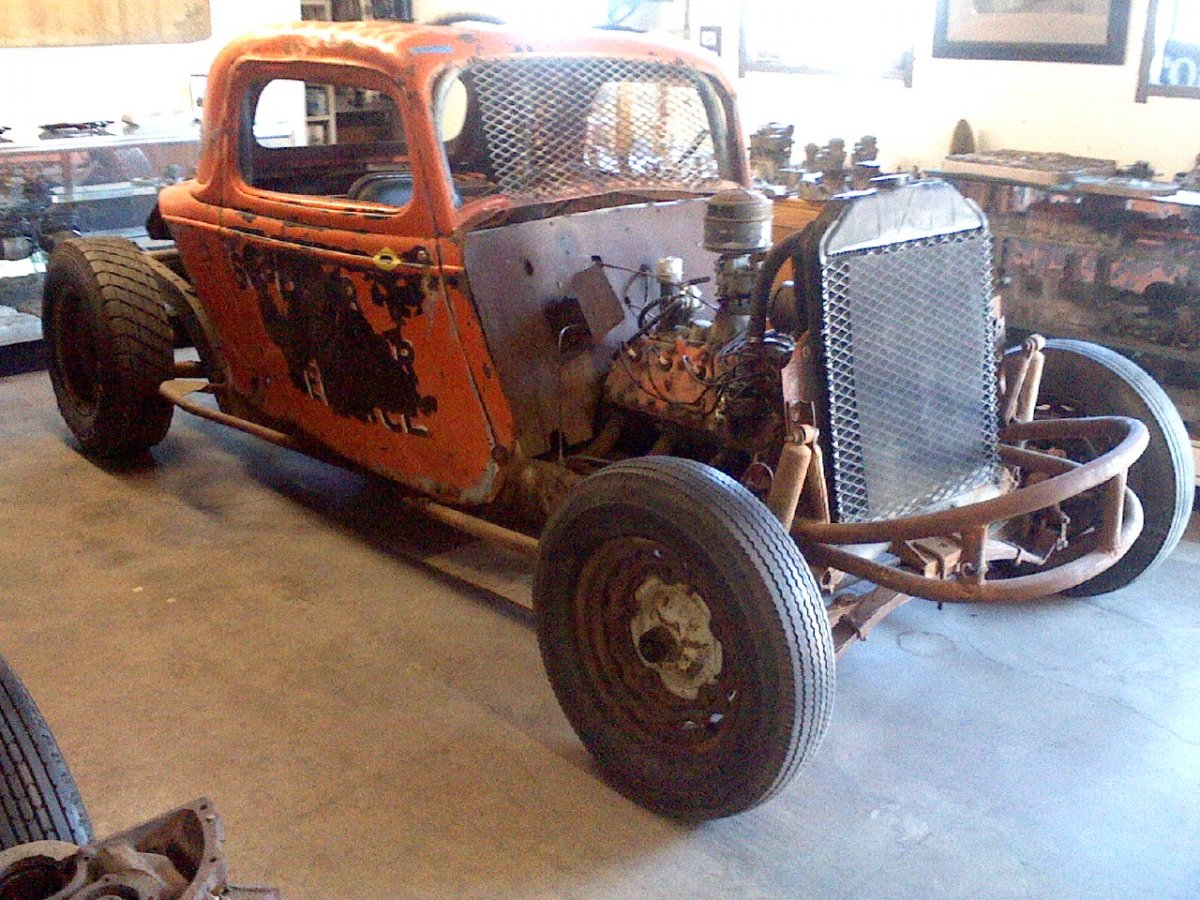 Cars For Sale In Fresno Ca >> 1933 3W Ford Race Car | The H.A.M.B.