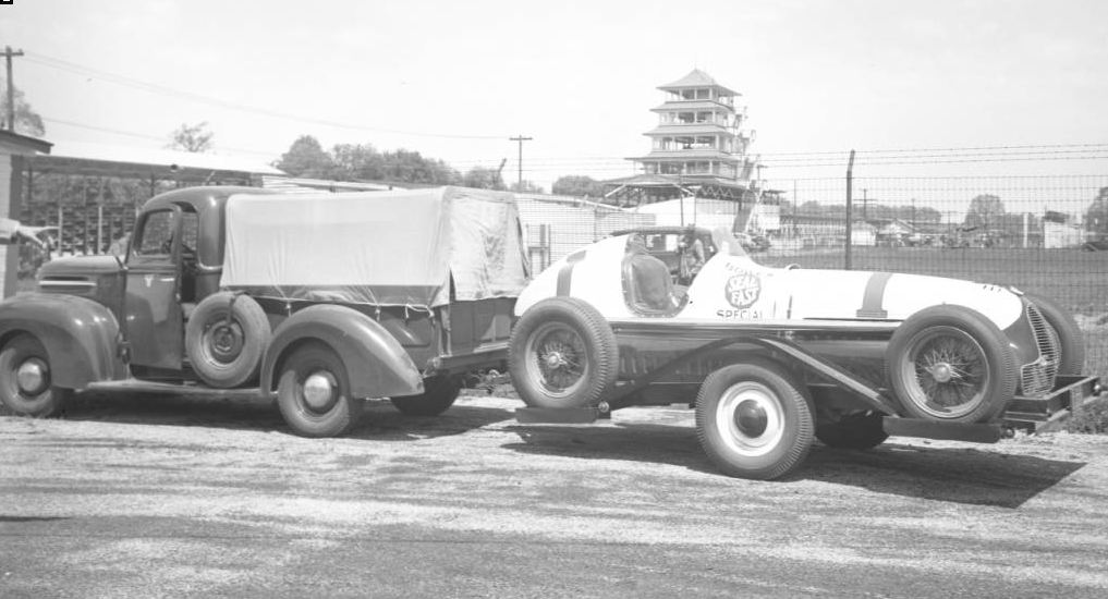 History - Vintage race car trailers. | The H.A.M.B.