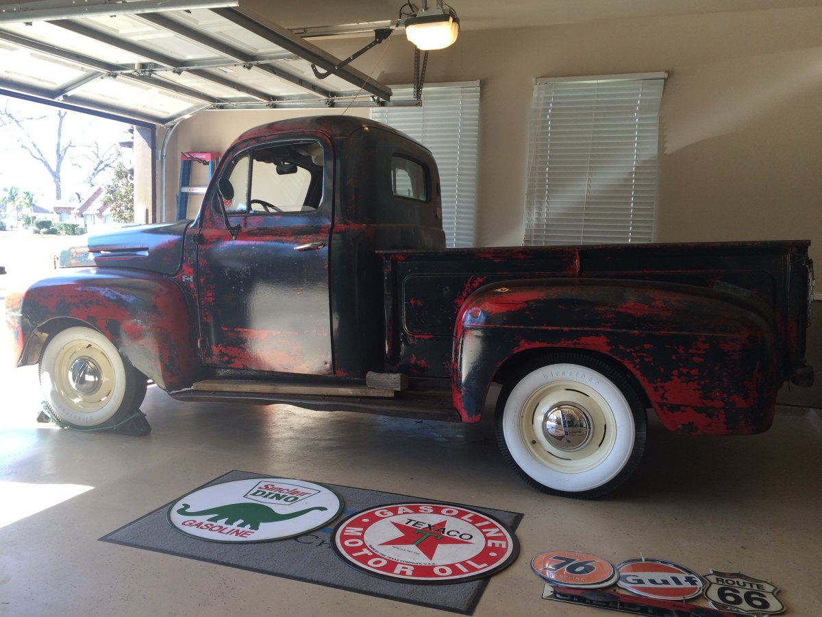 Hot Rods - Mistake with semi-gloss clear coat | The H A M B