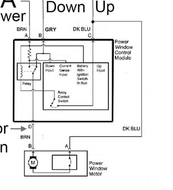 Gm Window Switch Wiring Diagram from www.jalopyjournal.com
