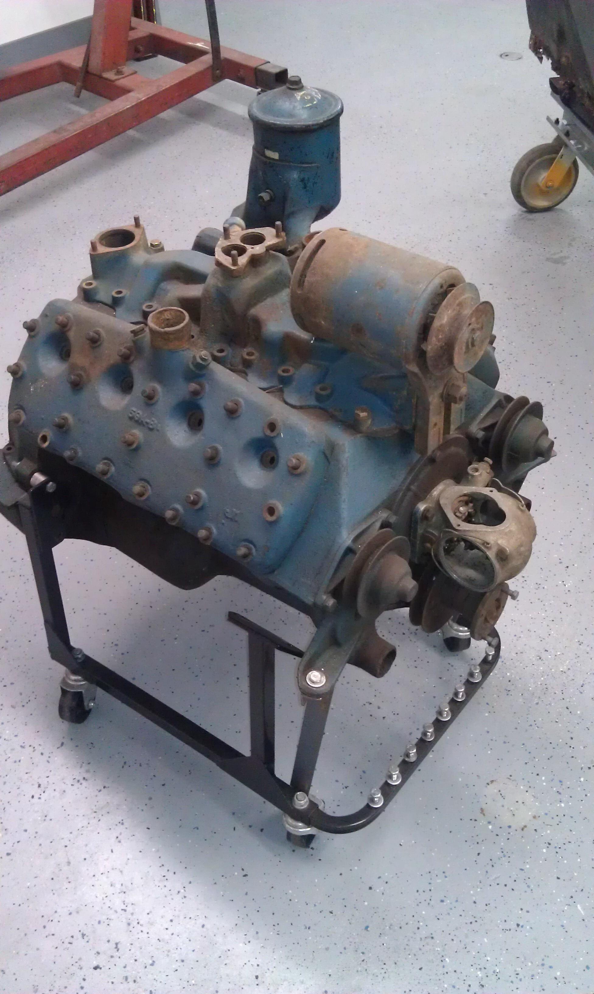 Image Jpg on Engine Intake Manifold