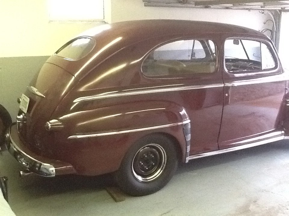 1947 ford 2 door sedan cancel the h a m b for 1947 ford 2 door