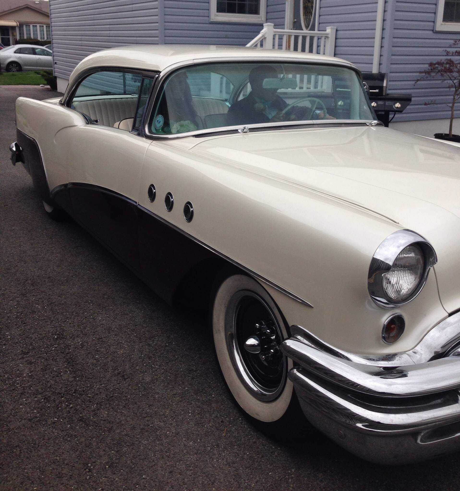 resto projects collision page roadmaster special buick mods chris