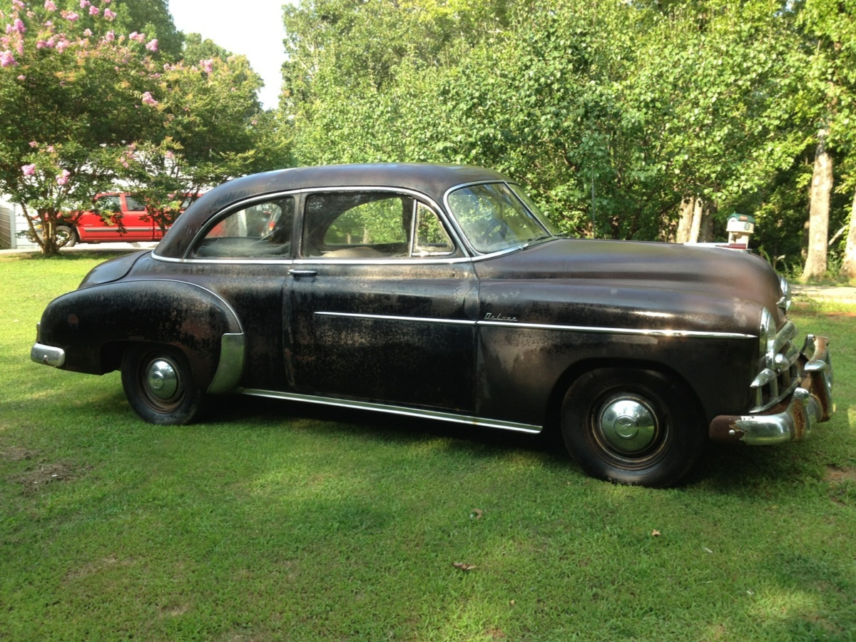 1949 Chevrolet Deluxe Patina Original Paint The H A M B