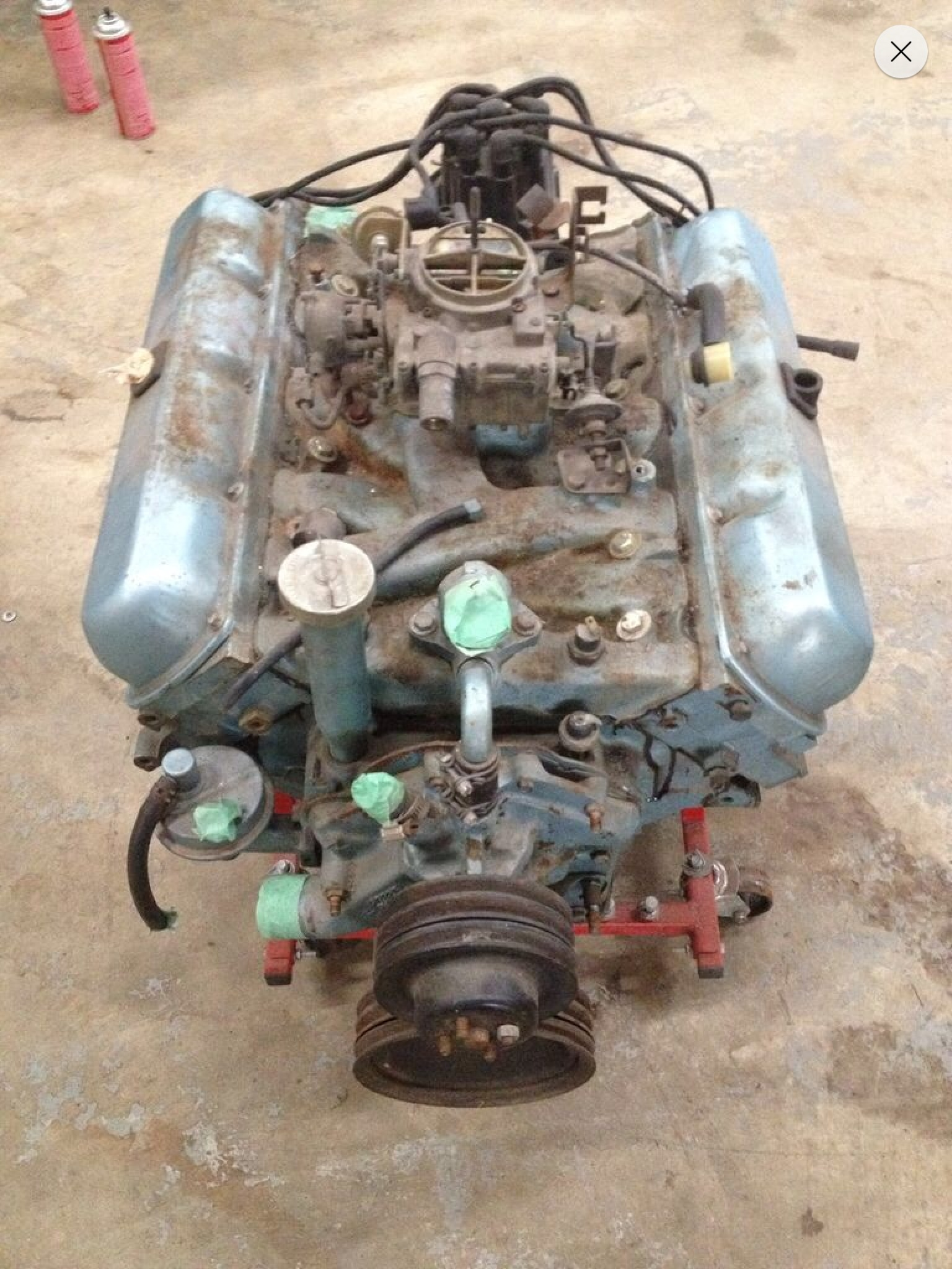 1971 oldsmobile 350 and 350 transmission | The H A M B