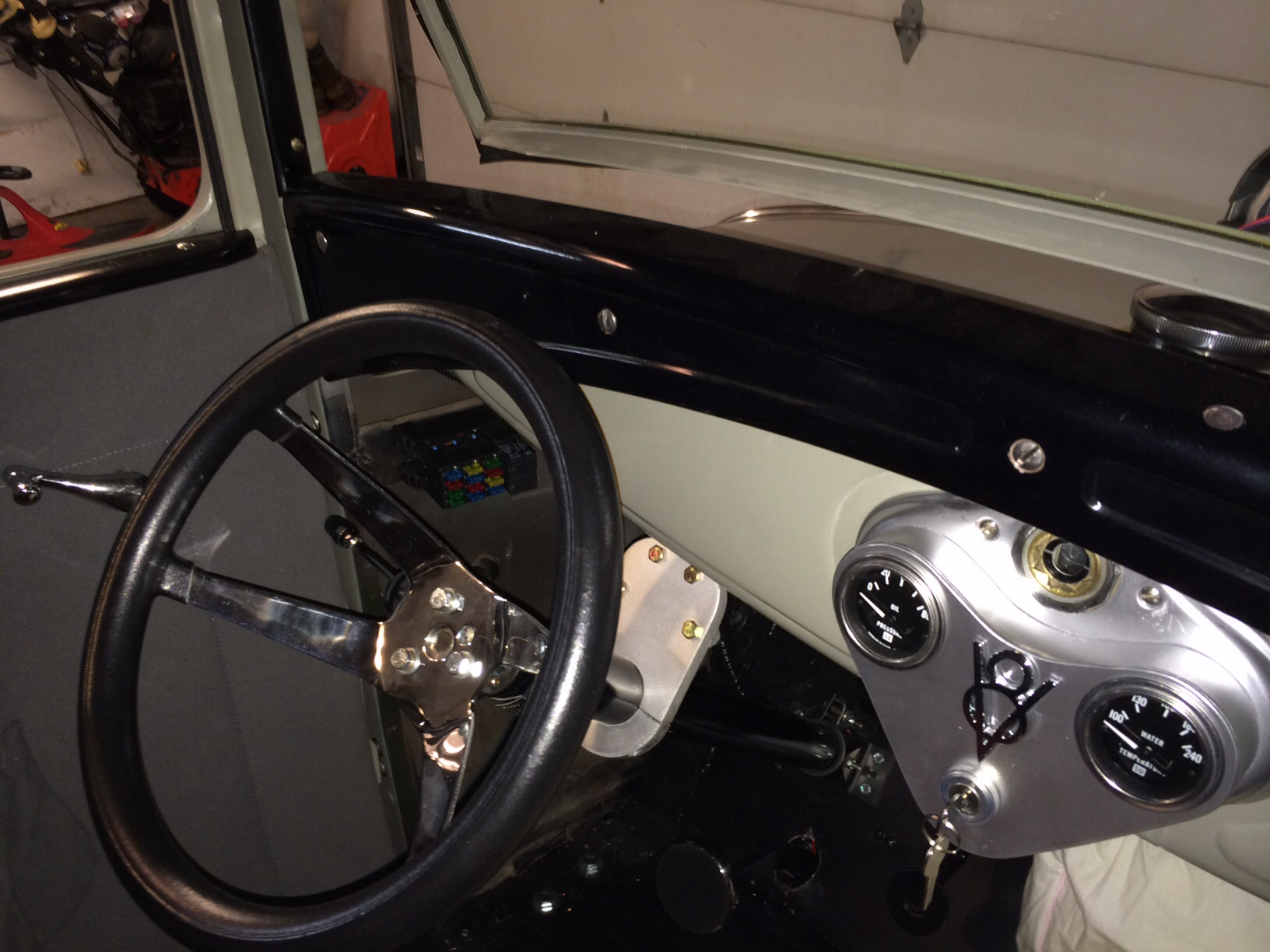 Technical Model A Fuse Box Location The Hamb Car Vent Mount Image