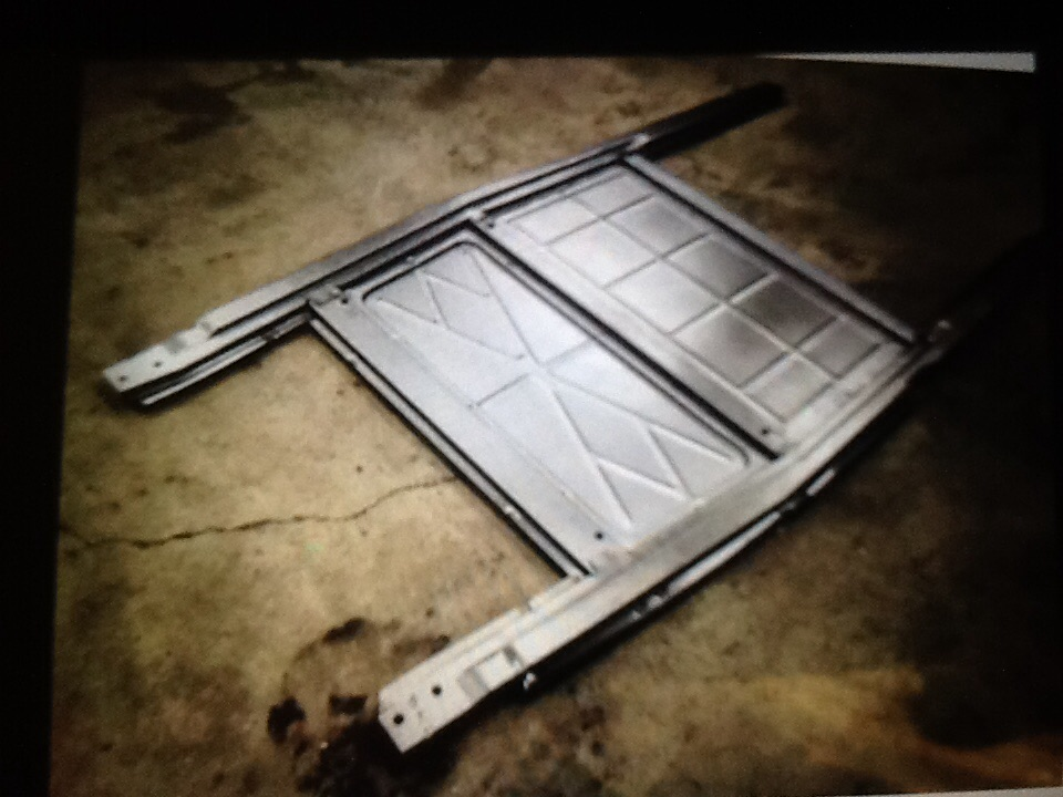 Hot Rods - 1931Model A Subframe assembly  Vendors | The H A M B