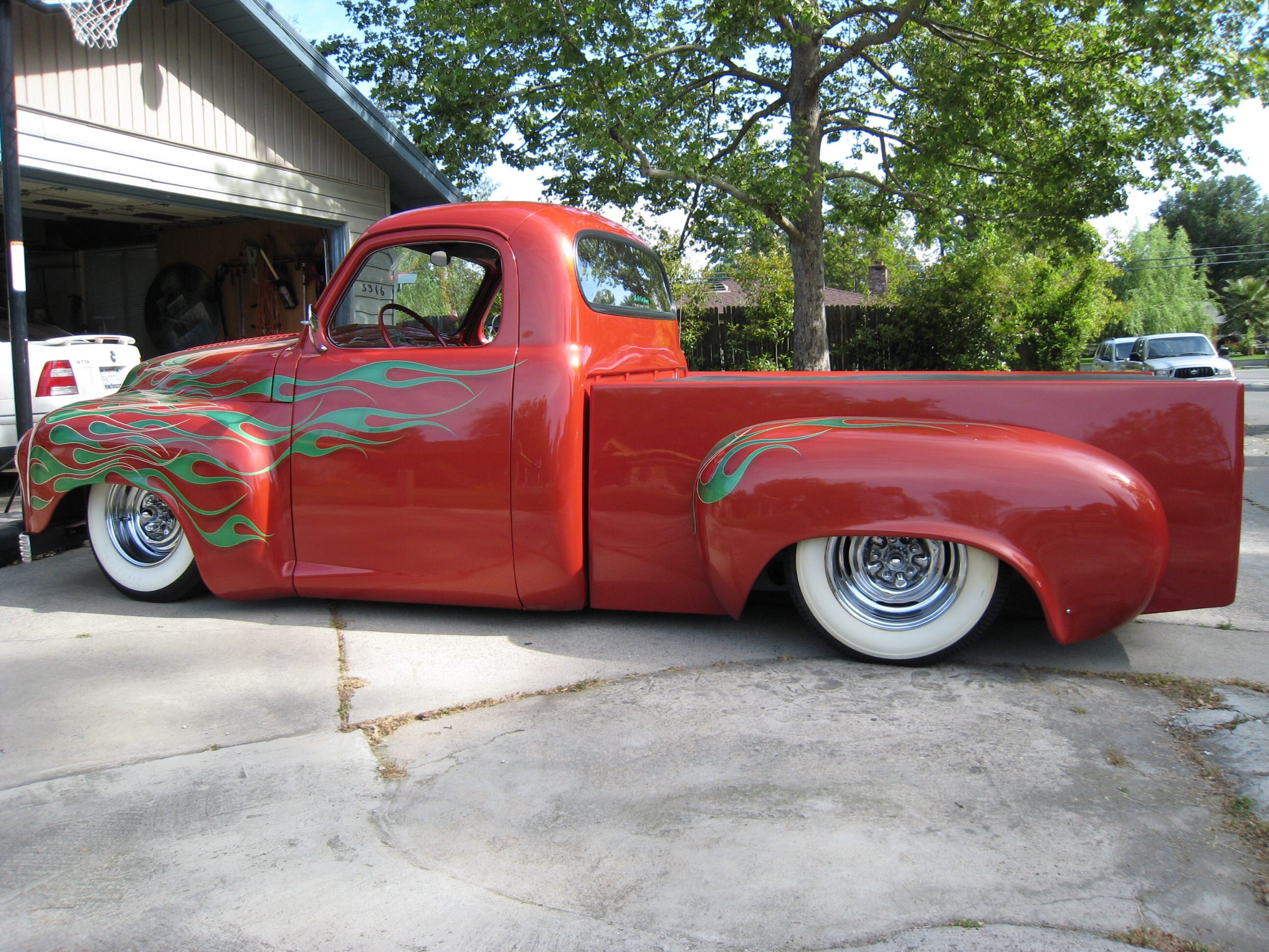 SOLD! SOLD! PLEASE DELETE 1955 Studebaker Truck | The H A M B