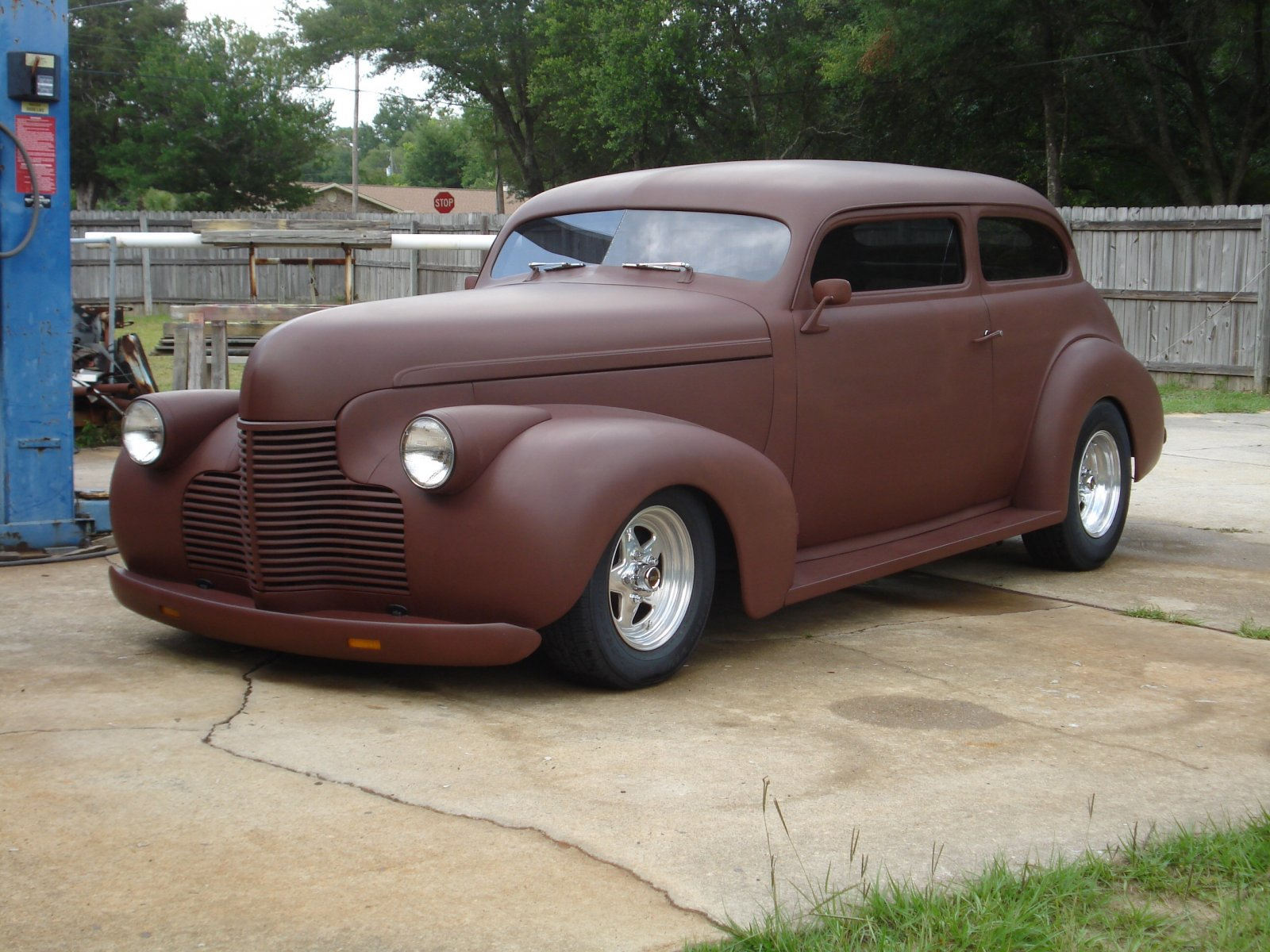 1940 Chevrolet Sedan 1949 Chevy Delivery 4 Sal1940