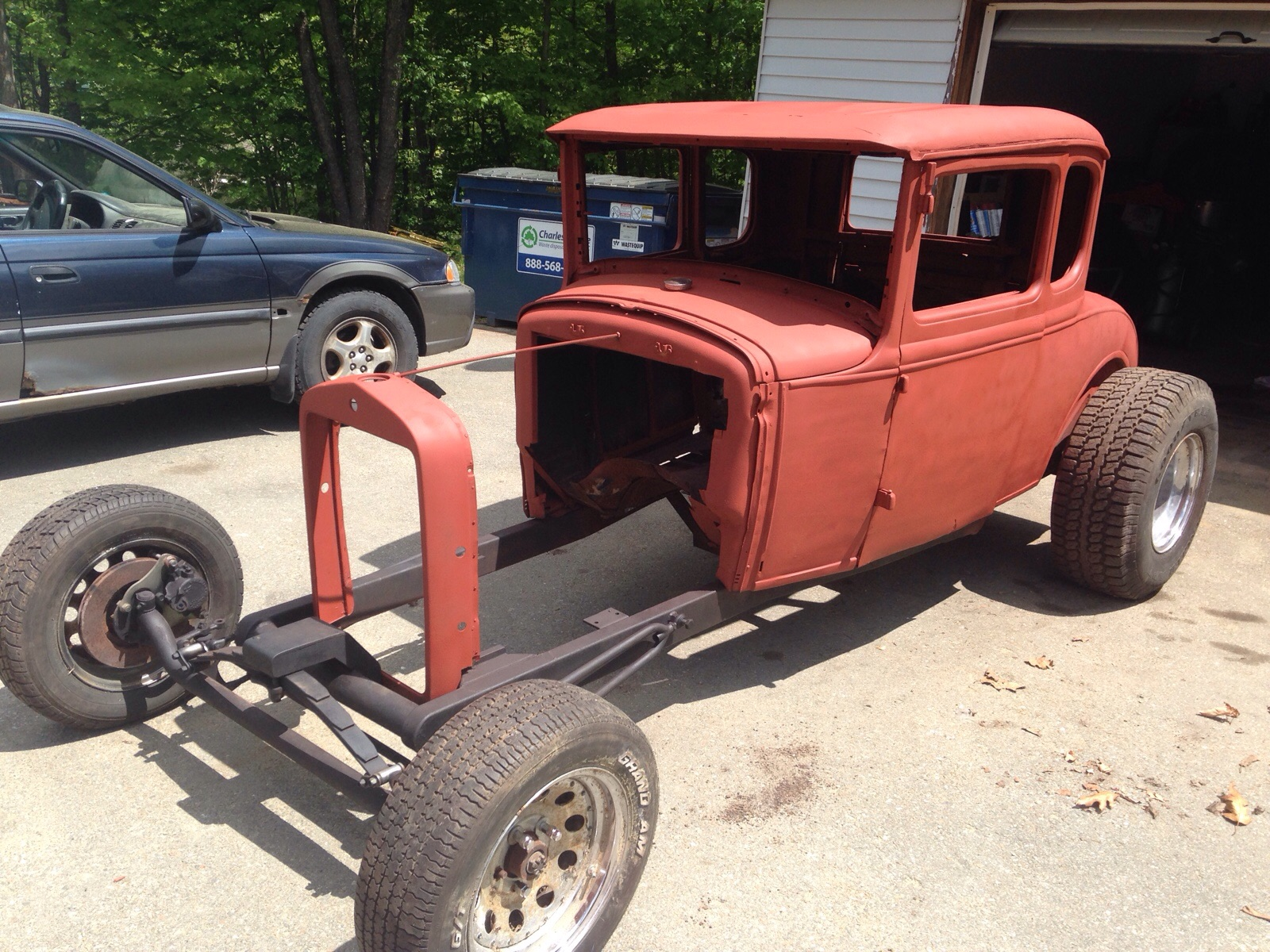1931 ford 5 window coupe massachusetts the h a m b for 1931 ford 5 window