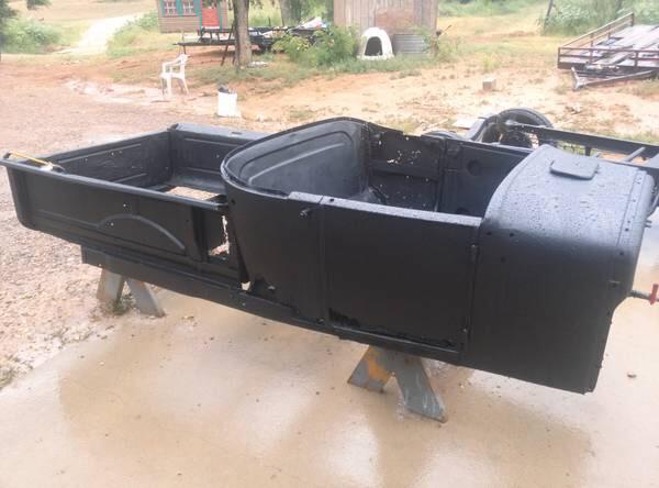 1927 Model T Roadster Pickup Rpu Gow Job Pre War Hot Rod