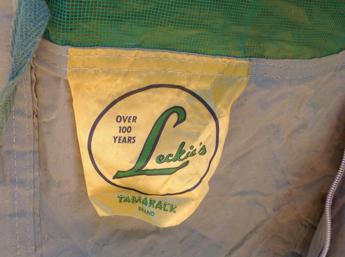Near new Leckieu0027s canvas two man tent. No stains no mildew no rips. Beautiful shape. Smells new! Perfect for that real traditional c& in car weekender. & Vintage two person canvas tent! | The H.A.M.B.