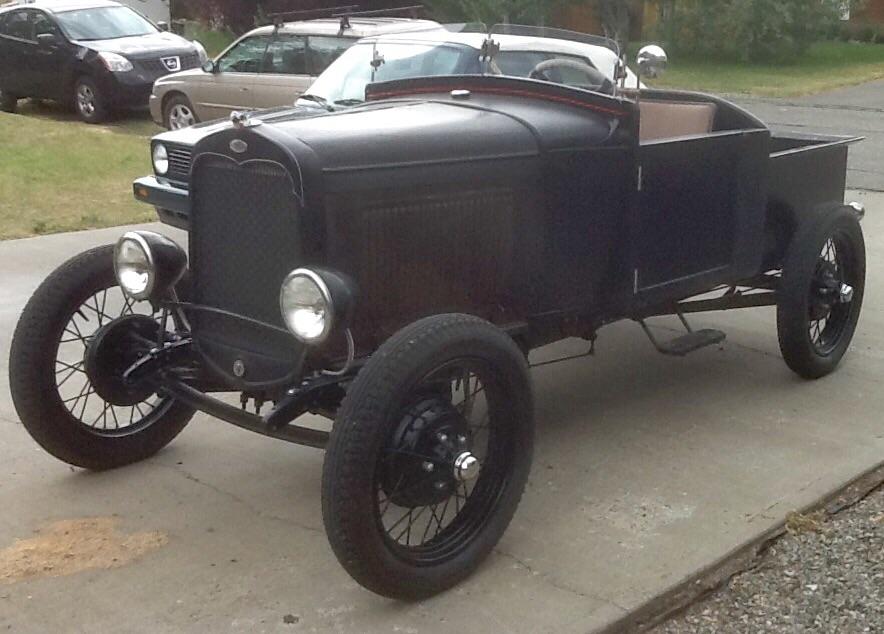 1930 ford model a speedster pickup the h a m b. Black Bedroom Furniture Sets. Home Design Ideas
