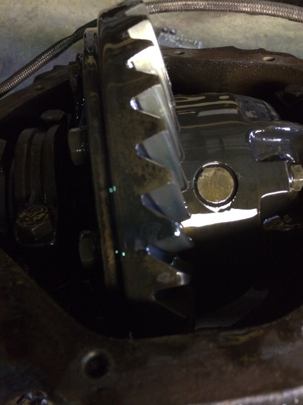 Chevy Colorado Springs >> Hot Rods - Chevy 12 bolt - identify posi or open diff ...
