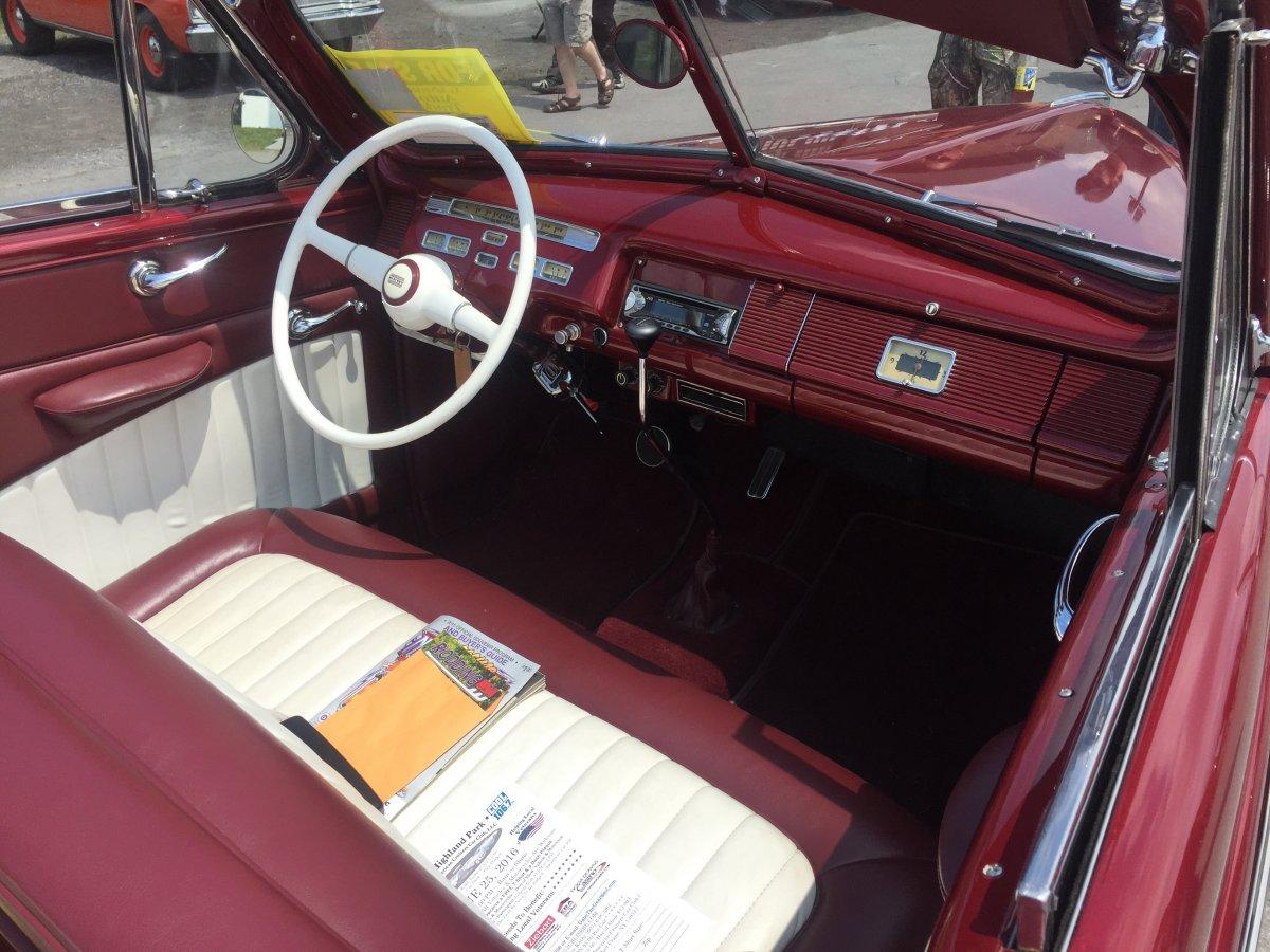 1940 mercury the h a m b for 1940 mercury 4 door convertible