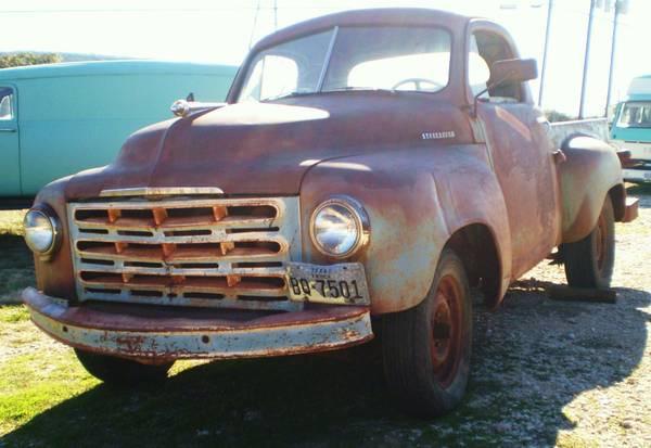 1953 Studebaker 1 2 Ton The H A M B