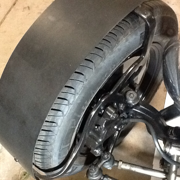 T Bucket Front Fenders : Technical fenderless front turning fenders the h a m b