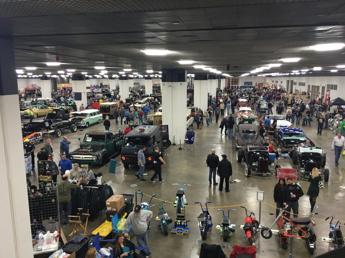 event coverage da basement autorama detroit pics the h a m b