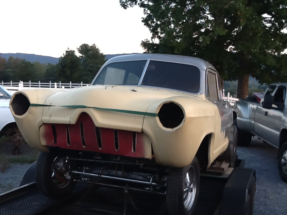 1953 Henry J Gasser Project The H A M B