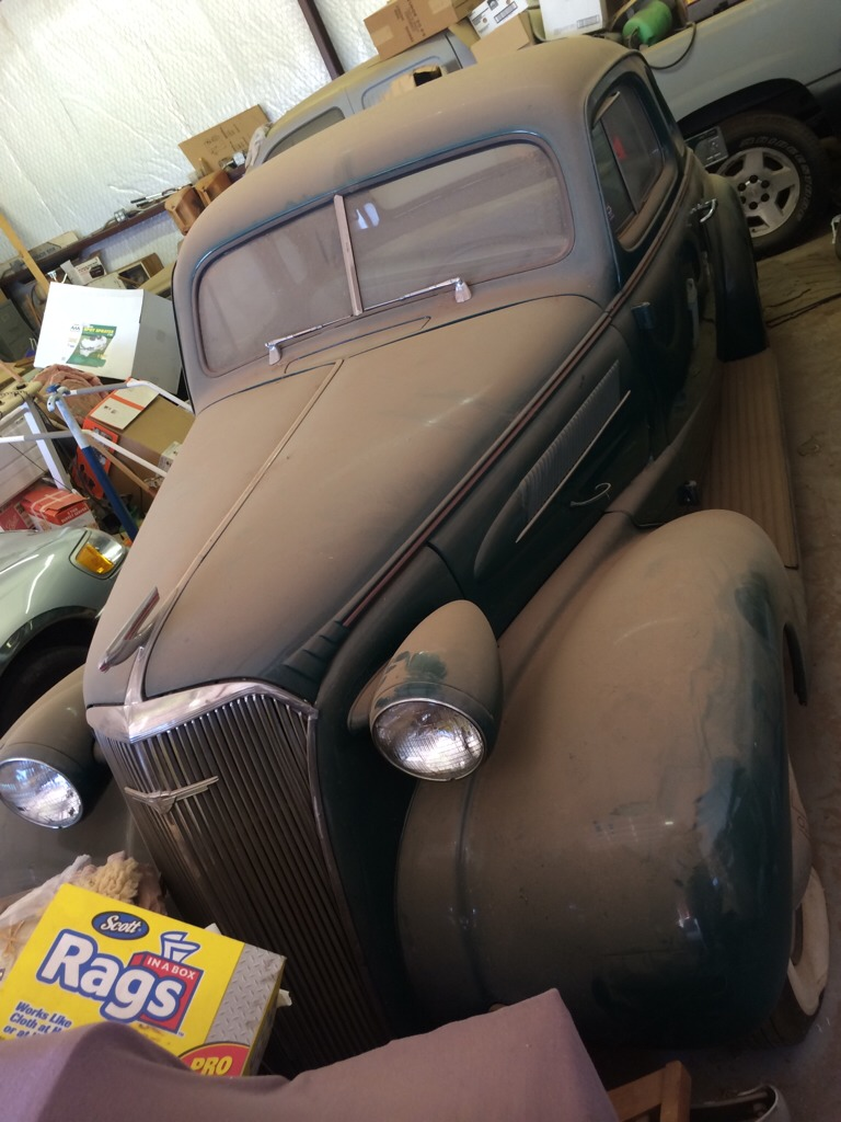 Projects - 1937 Chevy customs.....can anyone help me out? | The H.A.M.B.