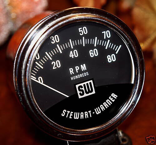 Features - for Vintage Tachometer design | Page 2 | The ... on