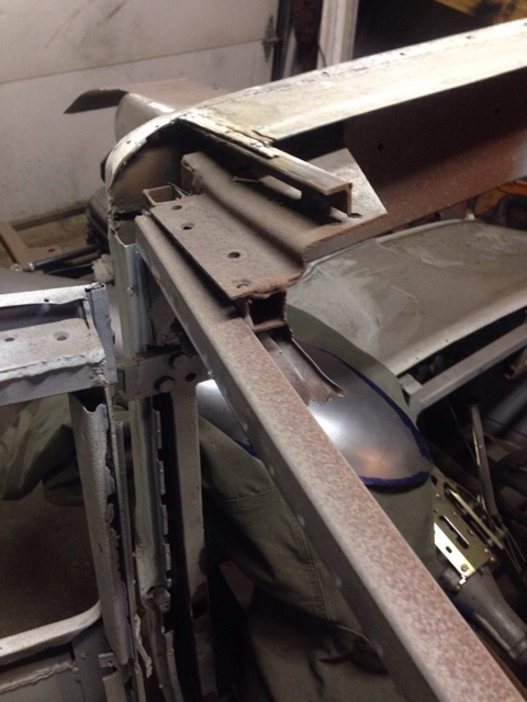 Projects 1930 Pontiac 3w Rescue Sheetmetal Heavy