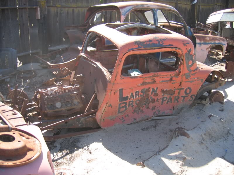 Turners Auto Salvage >> History - ORANGE PEEL   The H.A.M.B.