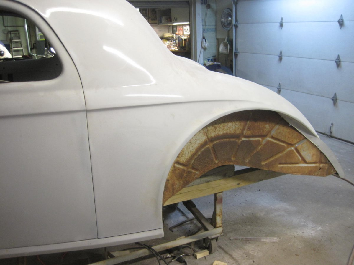 1941 Willys Heres What It Looks Like Now Not For Sale