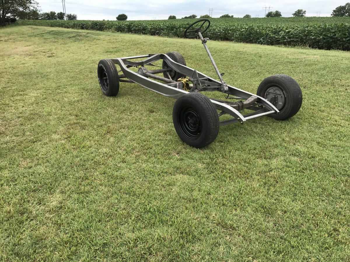 1932 Ford Chassis for sale | The H.A.M.B.
