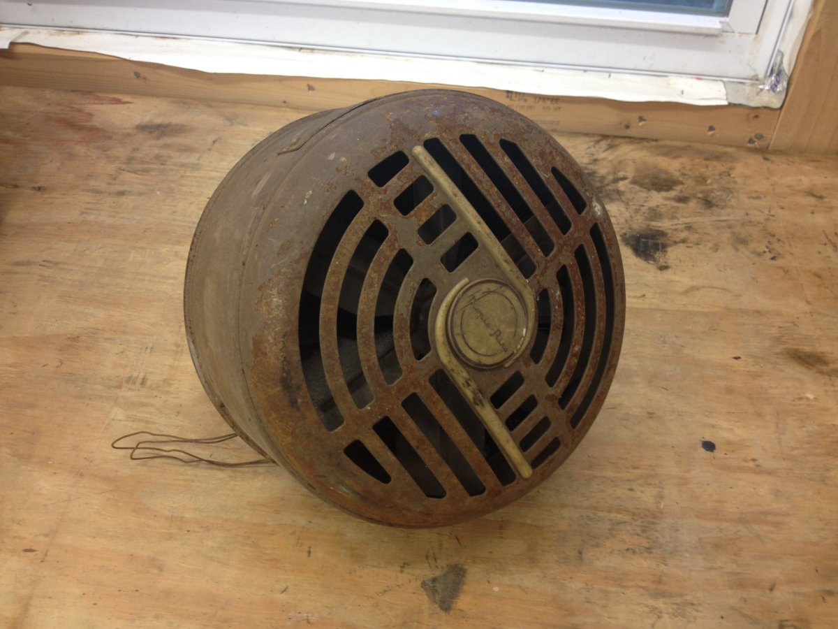 Sold Vintage Tropic Aire Under Dash Heater The H A M B