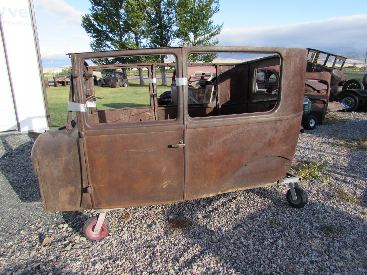 FOR SALE: 1926 Ford Model T 2 door body SOLD | The H.A.M.B.