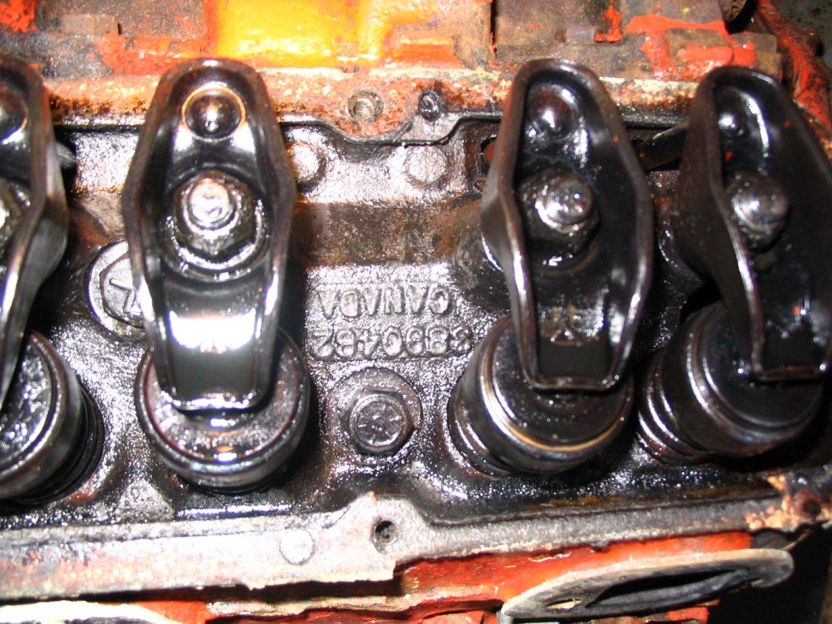 History - Small Block V8 Canadian Pontiac Suffix Code   The