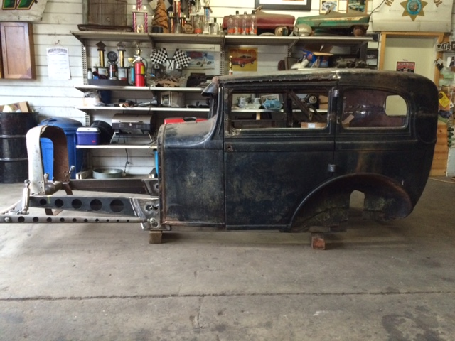 1931 Studebaker Hot Rod Rat Rod Project The H A M B
