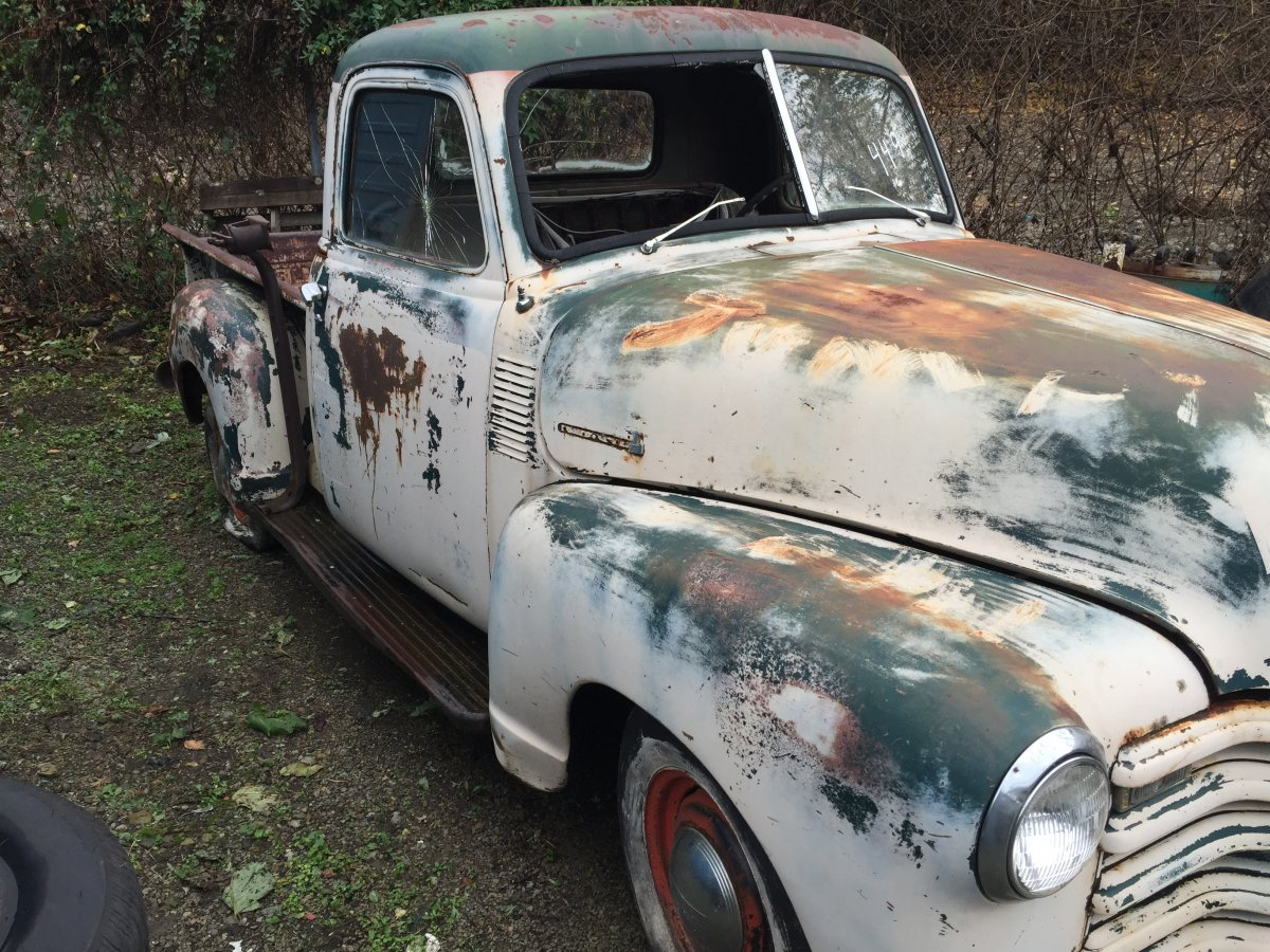 1948 Chevrolet 3100 Pickup Project | The H.A.M.B.