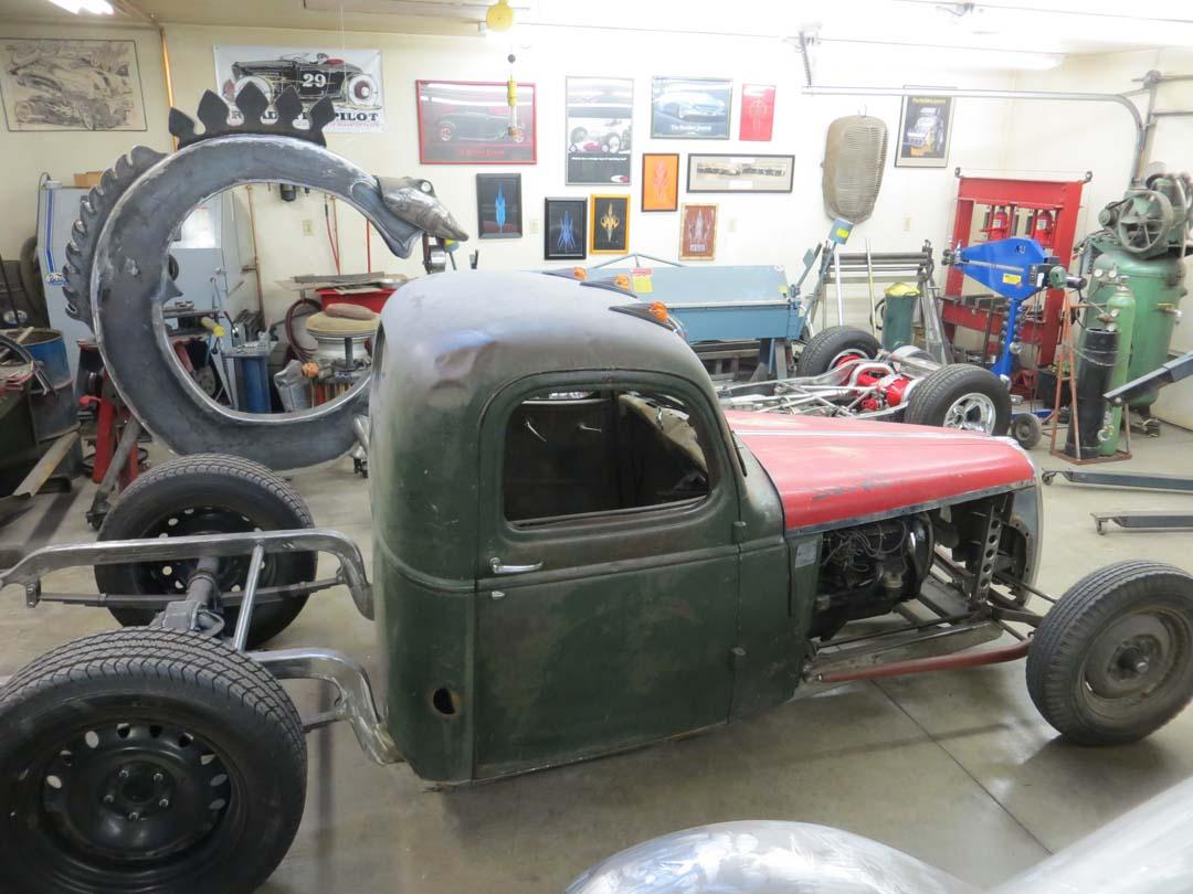 1946 Chevrolet Bobber Truck | The H.A.M.B.