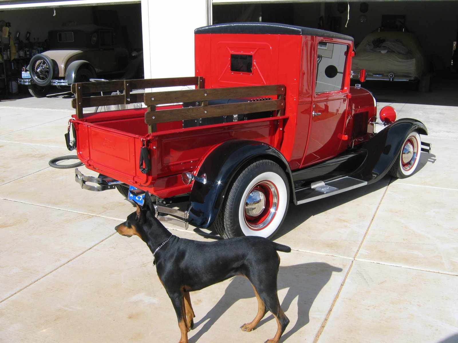 Hot Rods Shop Truck Sideboard Pics And Design Ideas The H A M B