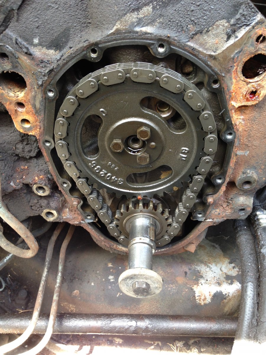 Hot Rods - Does my 350 timing chain need changing | The H A M B