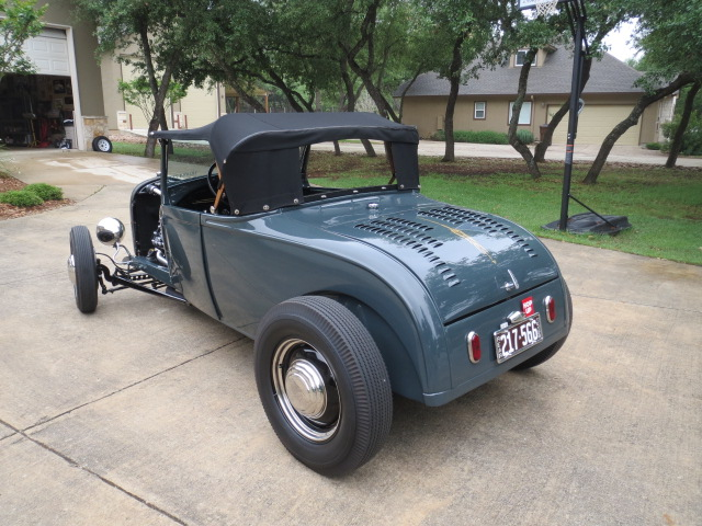 28 Ford Roadster For Sale The H A M B